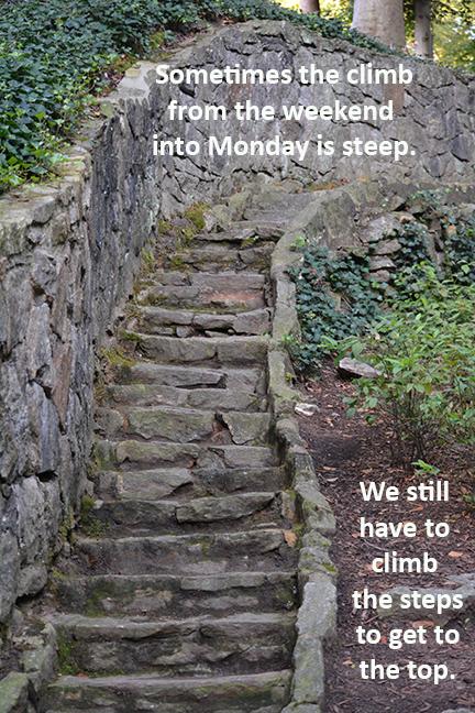 Mondayclimb